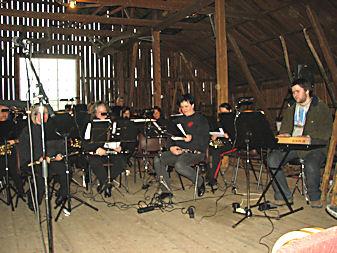 Konsert med Solberg Musikkorps