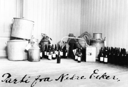 Foredrag: «Hjemmebrentens historie» ved Gjermund Glittfjell